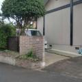 新居浜市k様邸(外構アプローチ)